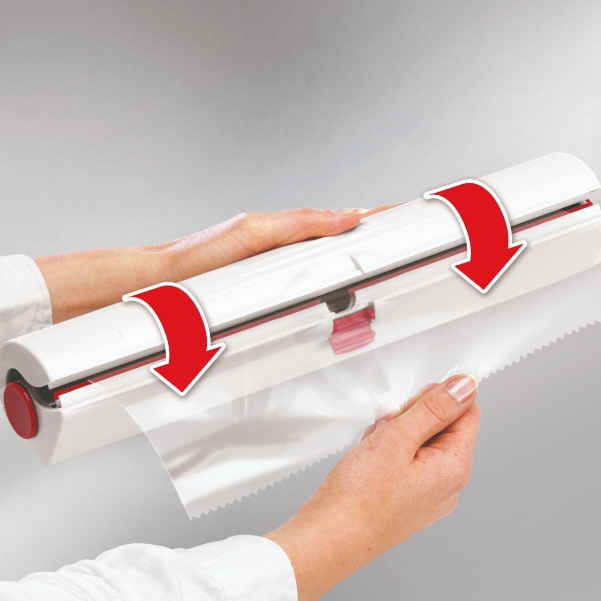 Dispenser per pellicola d'appoggio Perfect Cut in plastica - 3