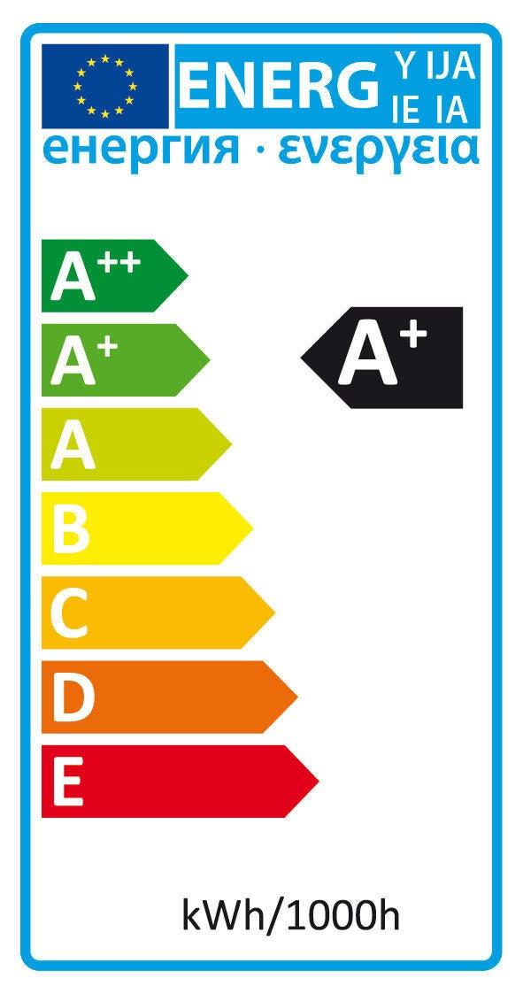 Lampadina smart lighting LED filamento, E14, Oliva, Trasparente, Luce naturale, 4.5W=480LM (equiv 4,5 W), 320° - 2