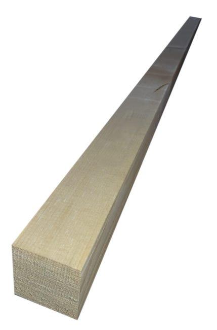 Listello piallato abete 3 m x 80 mm, Sp 80 mm - 1