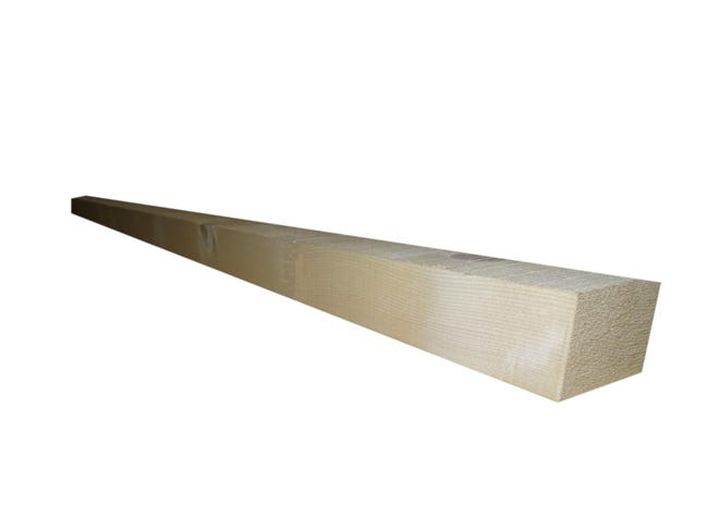 Listello grezzo abete 2 m x 50 mm, Sp 30 mm 4 pezzi - 1