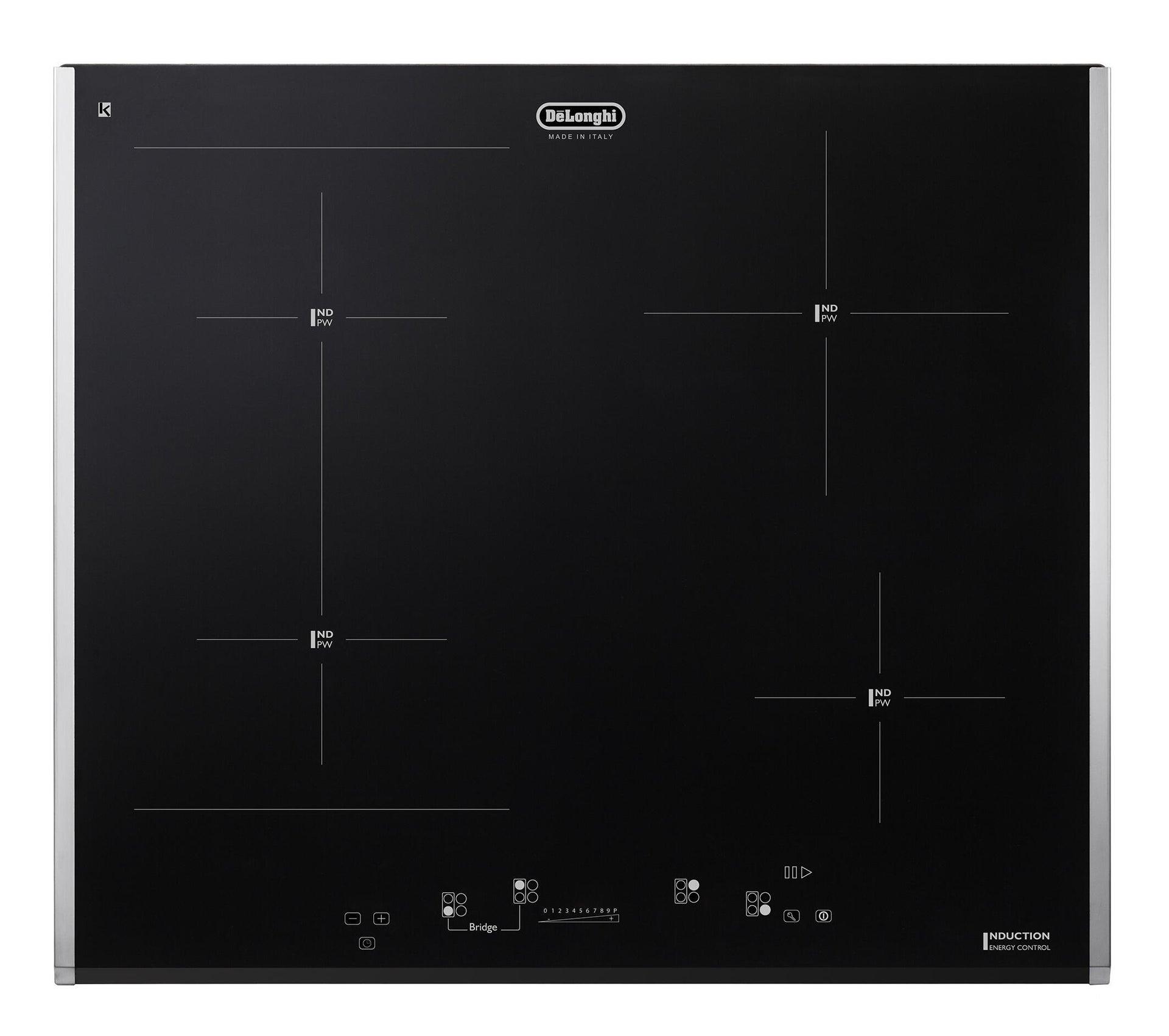 Piano cottura induzione 56 cm DE'LONGHI PIN 65 TC