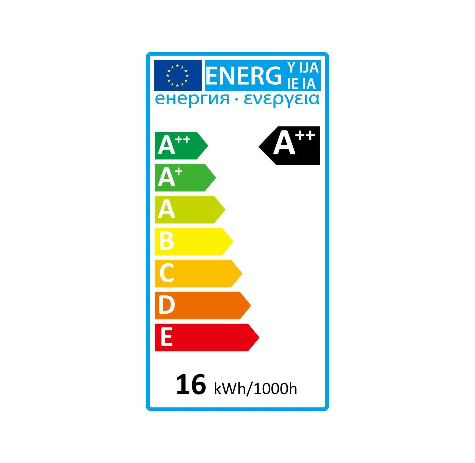 Lampadina LED filamento, E27, Goccia, Opaco, Luce naturale, 16W=2452LM (equiv 150 W), 360° , LEXMAN - 4