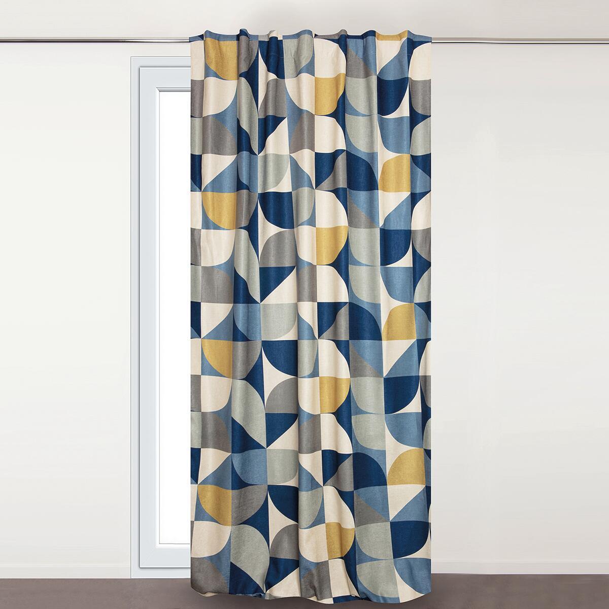 Tenda Oliver multicolor fettuccia 140 x 280 cm - 4