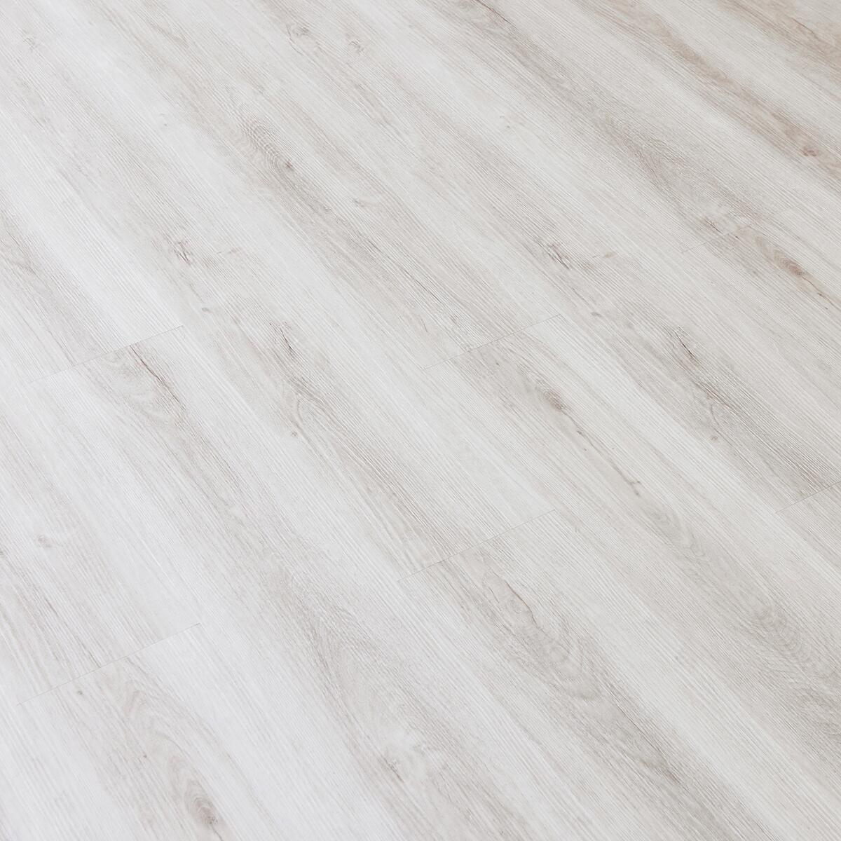 Pavimento SPC flottante clic+ Davos Sp 5 mm bianco - 3