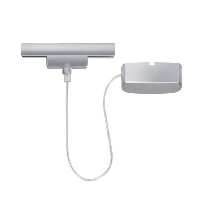 Connettore grigio 7.5x16.5 cm - 1