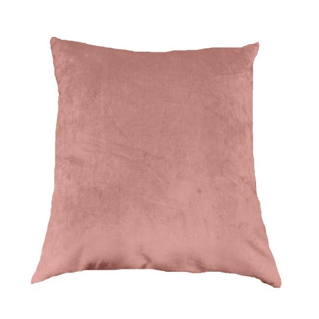 Cuscino INSPIRE Tony rosa 45x45 cm - 1