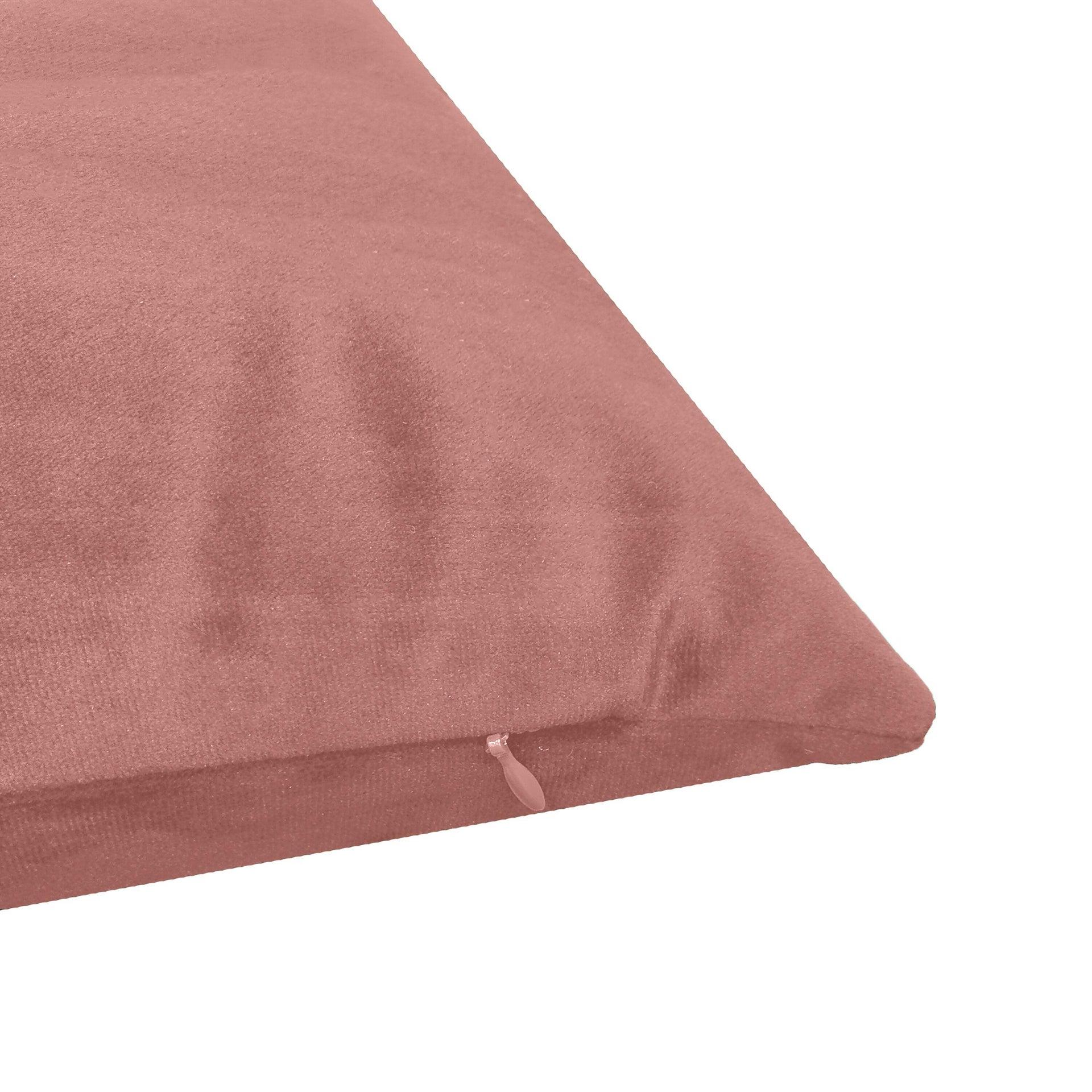 Cuscino INSPIRE Tony rosa 45x45 cm - 3