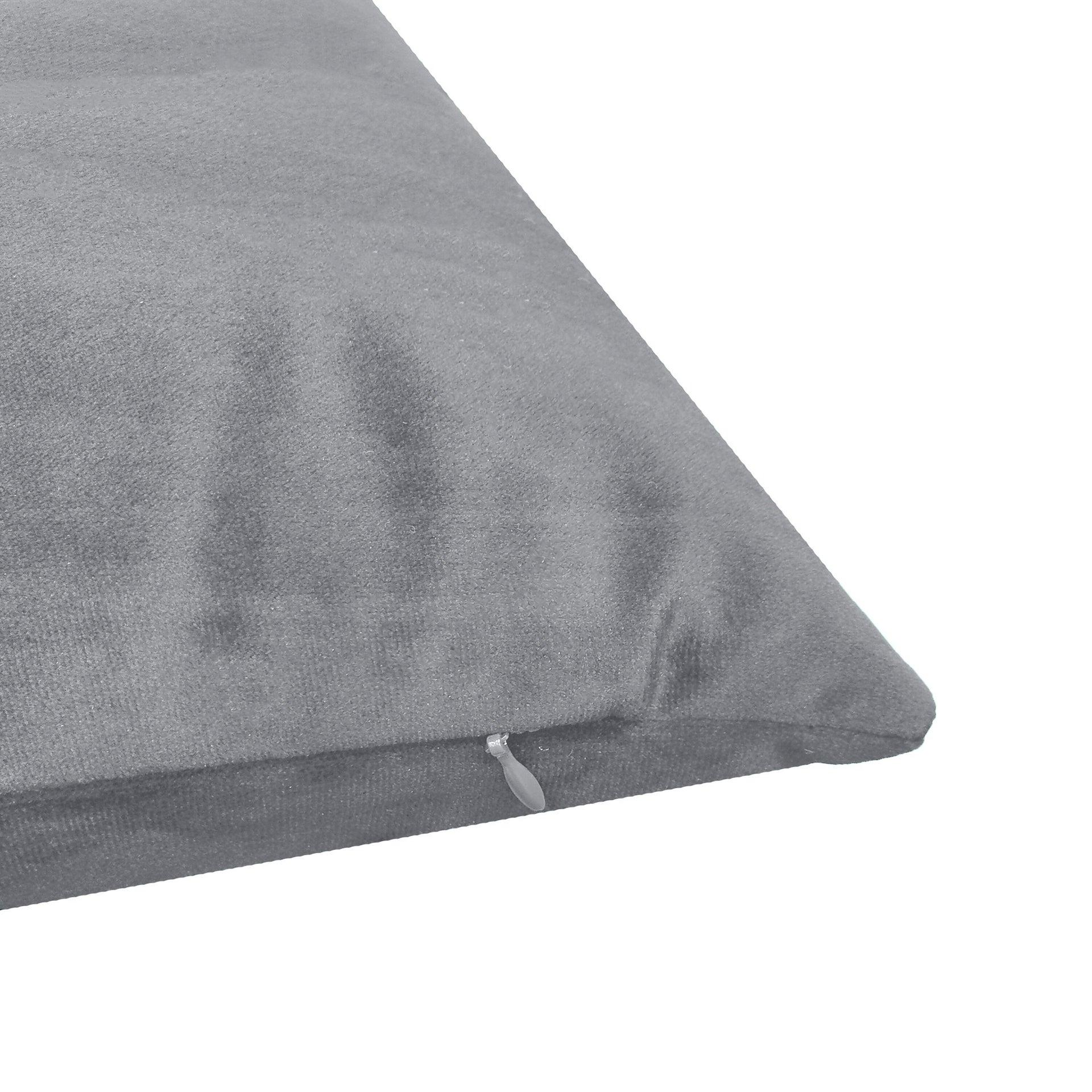Cuscino INSPIRE Tony grigio 45x45 cm - 5