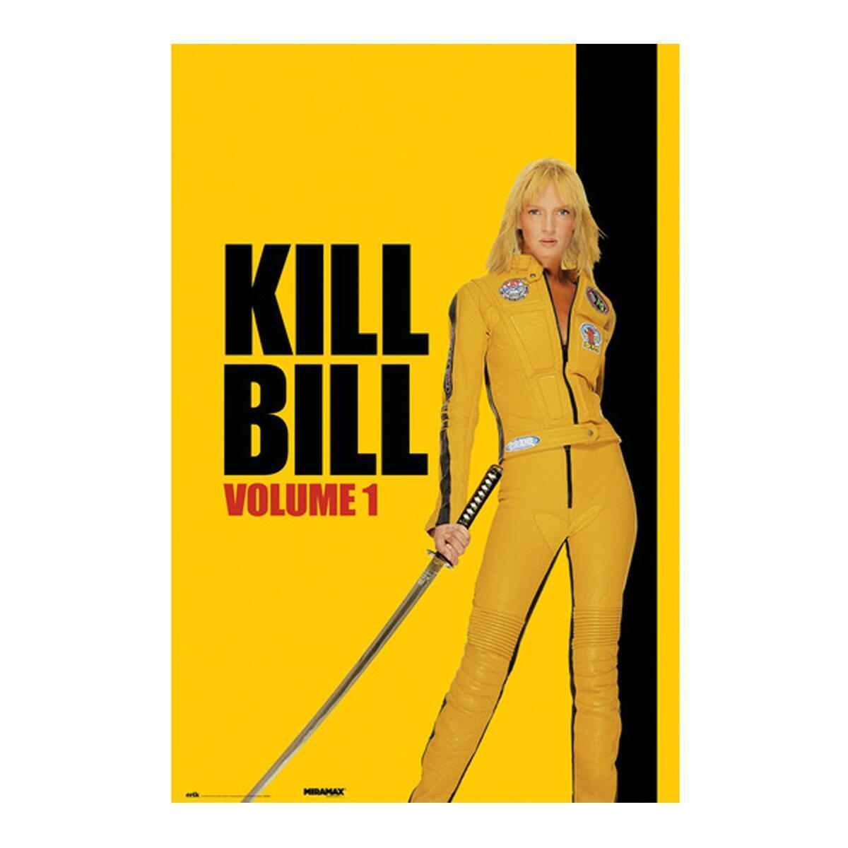 Poster Kill Bill 61x91.5 cm