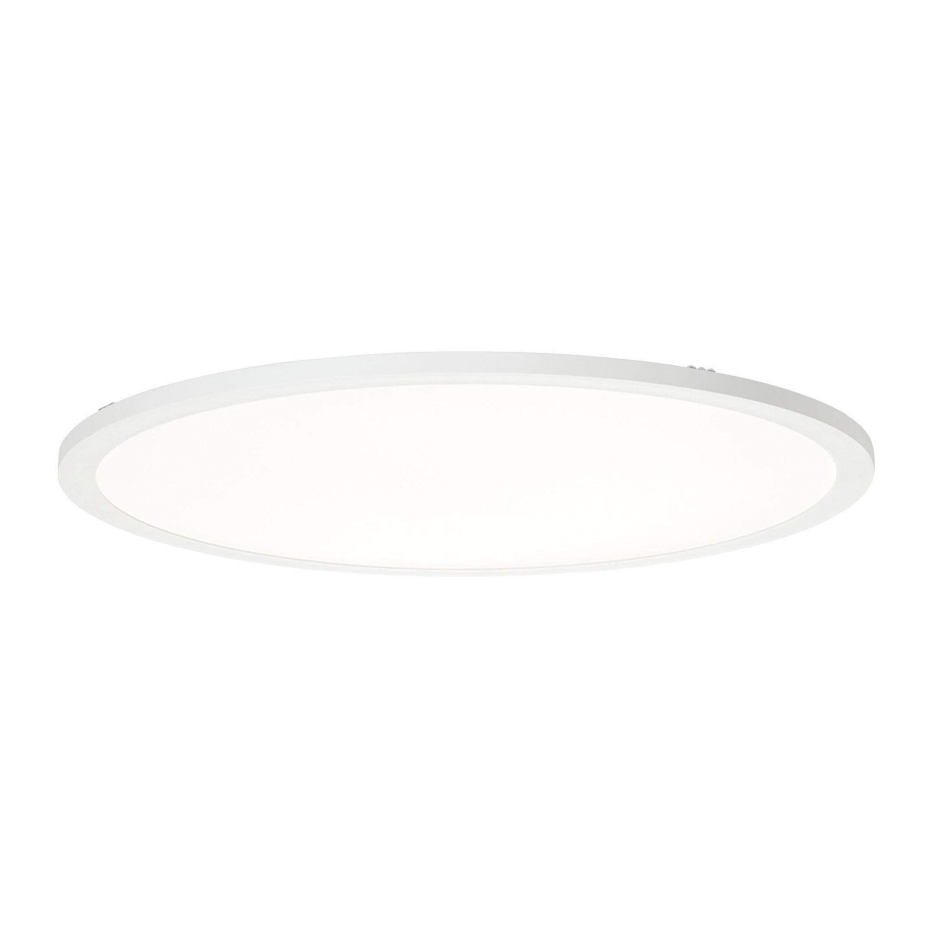 Pannello led Abie Ø 60 cm, cct regolazione da bianco caldo a bianco freddo, 3300LM - 4
