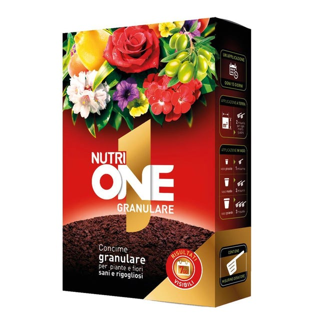 Concime granulare ONE 750g - 1