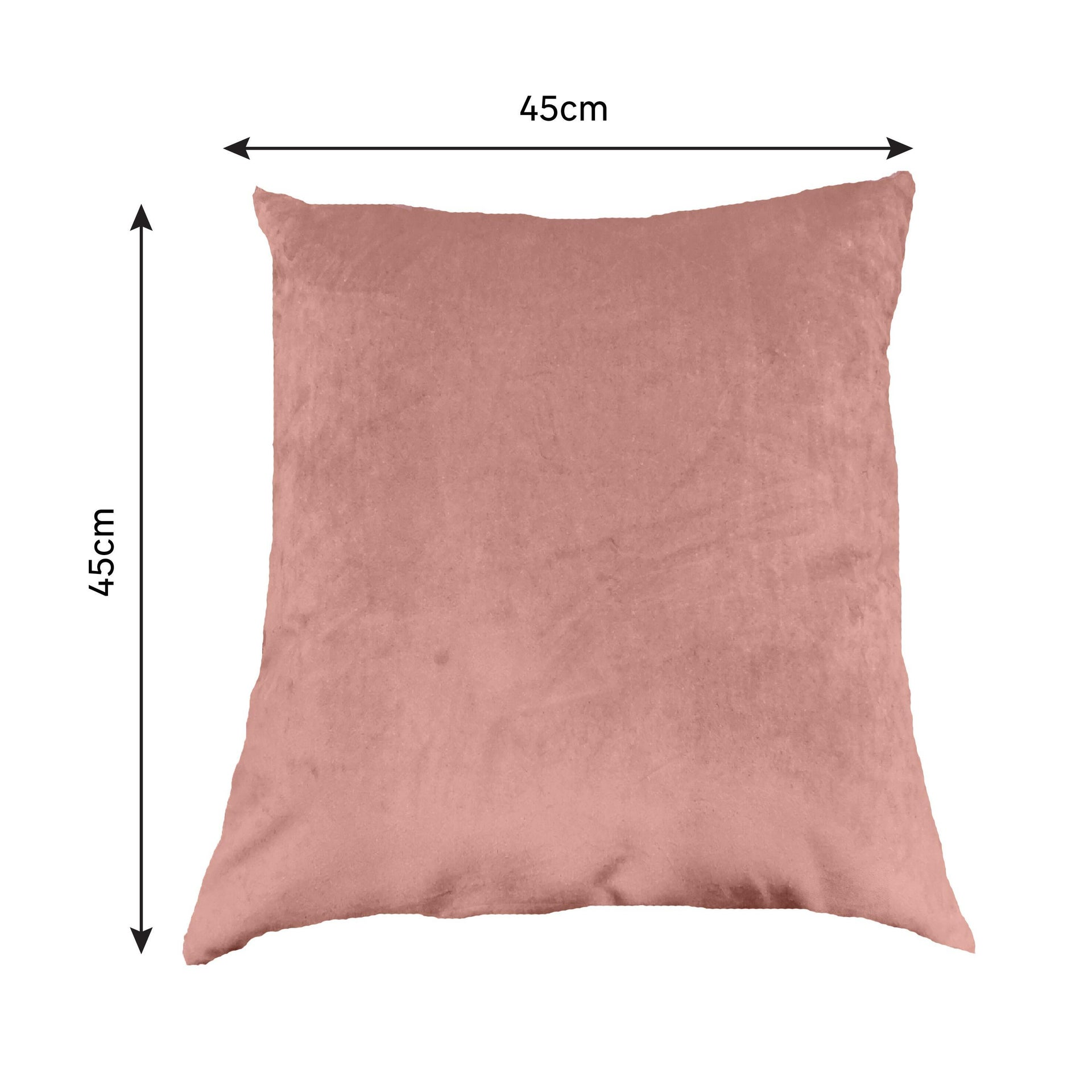 Cuscino INSPIRE Tony rosa 45x45 cm - 5