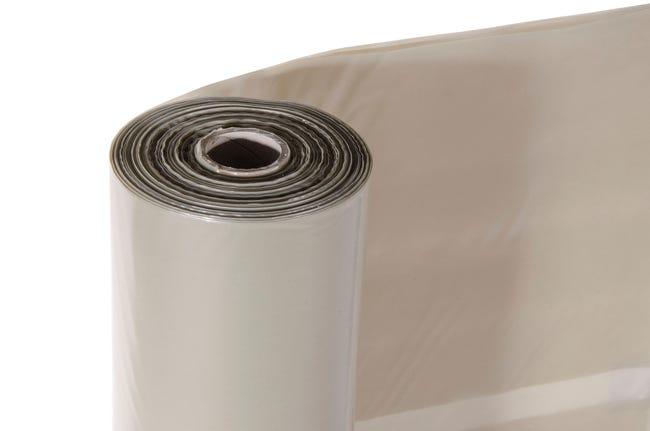 Pellicola protettiva in polietilene L 18 m x H 1800 cm 100 g/m² - 1