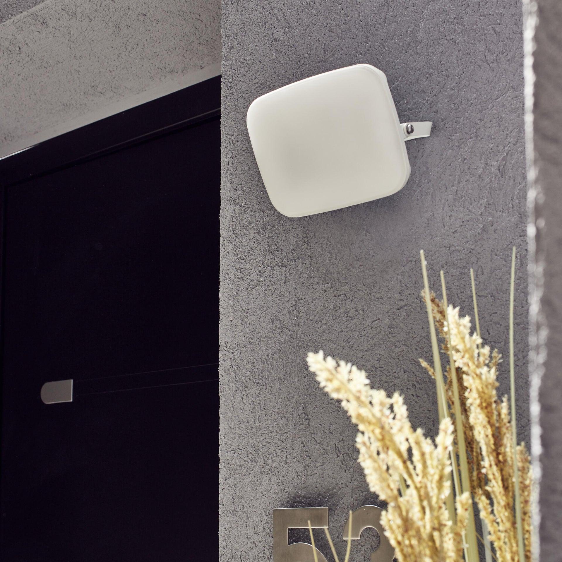 Proiettore LED integrato Kanti in alluminio, bianco, 30W 2000LM IP65 INSPIRE - 1