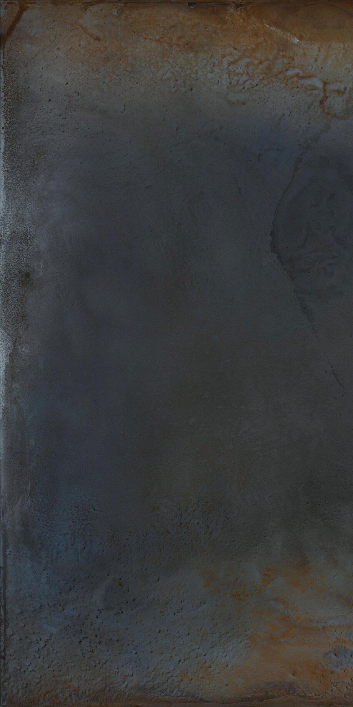 Piastrella Metal Now Acciaio Brunito 60 x 120 cm sp. 10 mm PEI 4/5 nero
