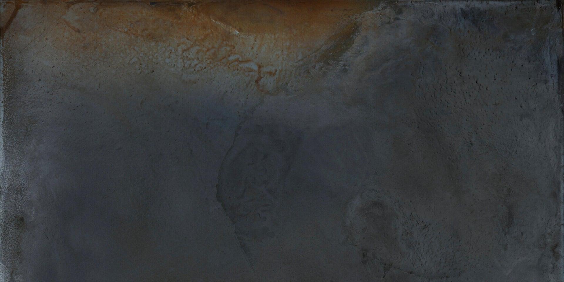 Piastrella Metal Now Acciaio Brunito 30 x 60 cm sp. 9.5 mm PEI 4/5 nero - 1