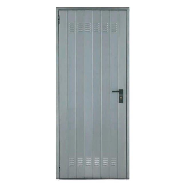 Porta per cantina lamiera L 72 x H 200 cm - 1