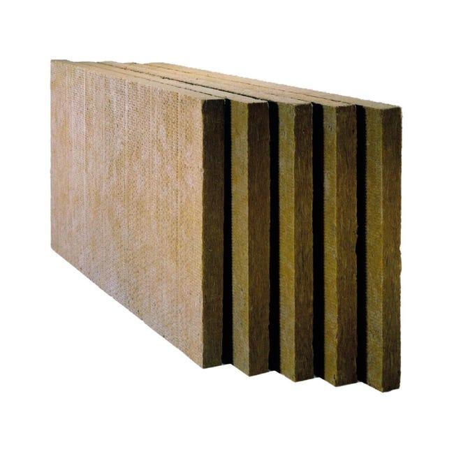 Pannello ISOVER D40 0.6 x 1.2 m, Sp 40 mm - 1