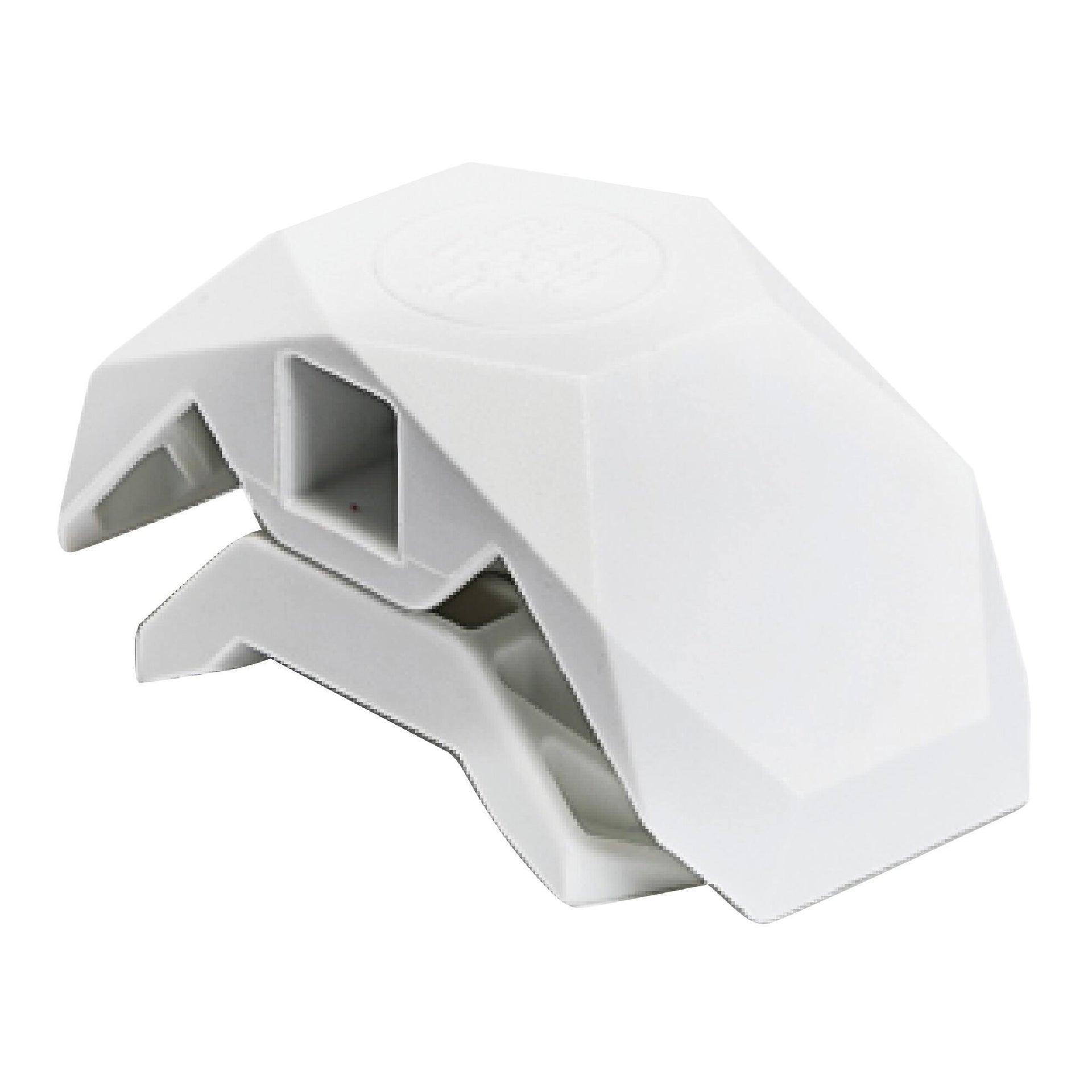 Sistema di assemblaggio PLAYWOOD 90° in pvc , bianco - 1