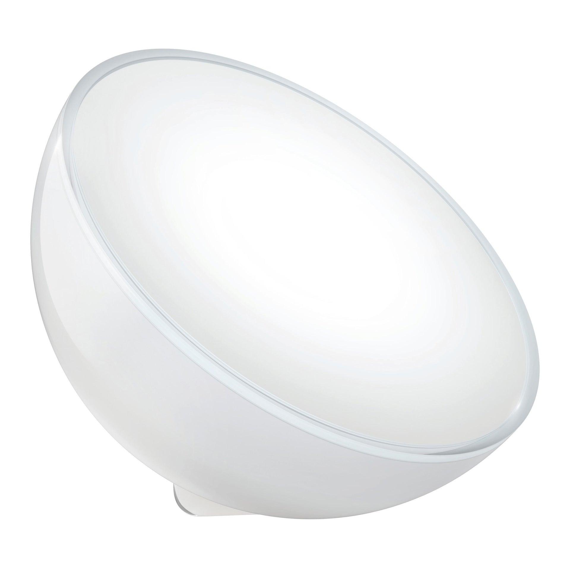 Lampada da tavolo Design portatile Go White and Color Ambiance bianco , PHILIPS HUE - 2