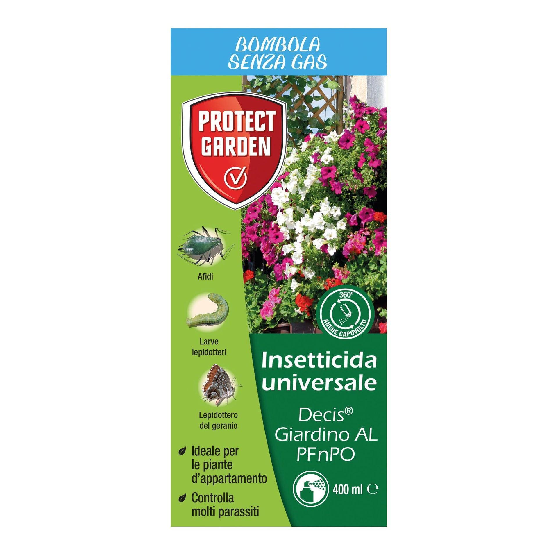 Insetticida PROTECT GARDEN universale Decis 400 ml - 2