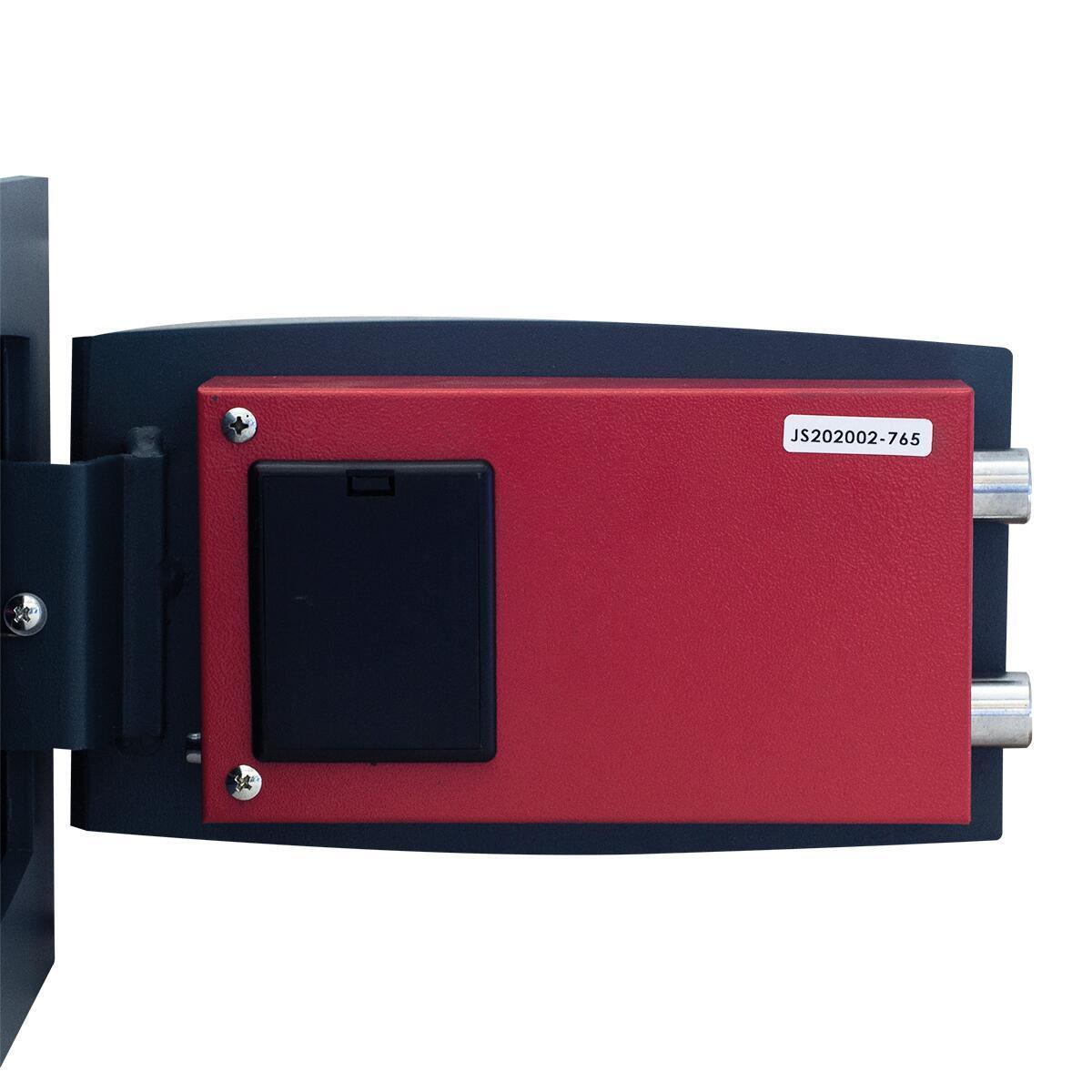 Cassaforte con codice elettronico STARK 852A da murare L 36 x P 19.5 x H 23 cm - 4