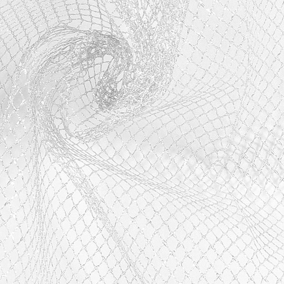 Tessuto natalizio Artic trasparente - 2