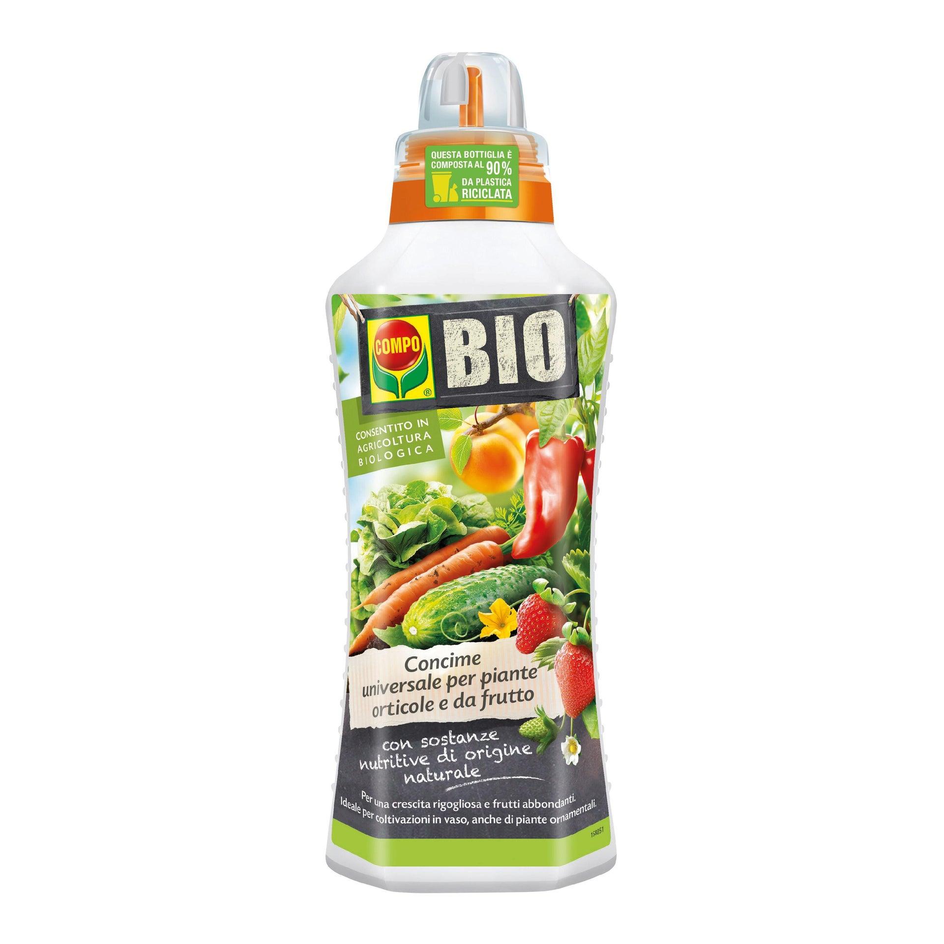 Concime liquido COMPO BIO 1 L - 1