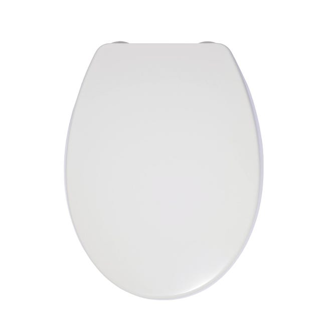 Copriwater ovale Originale per serie sanitari Idyl IDEAL STANDARD termoindurente bianco - 1