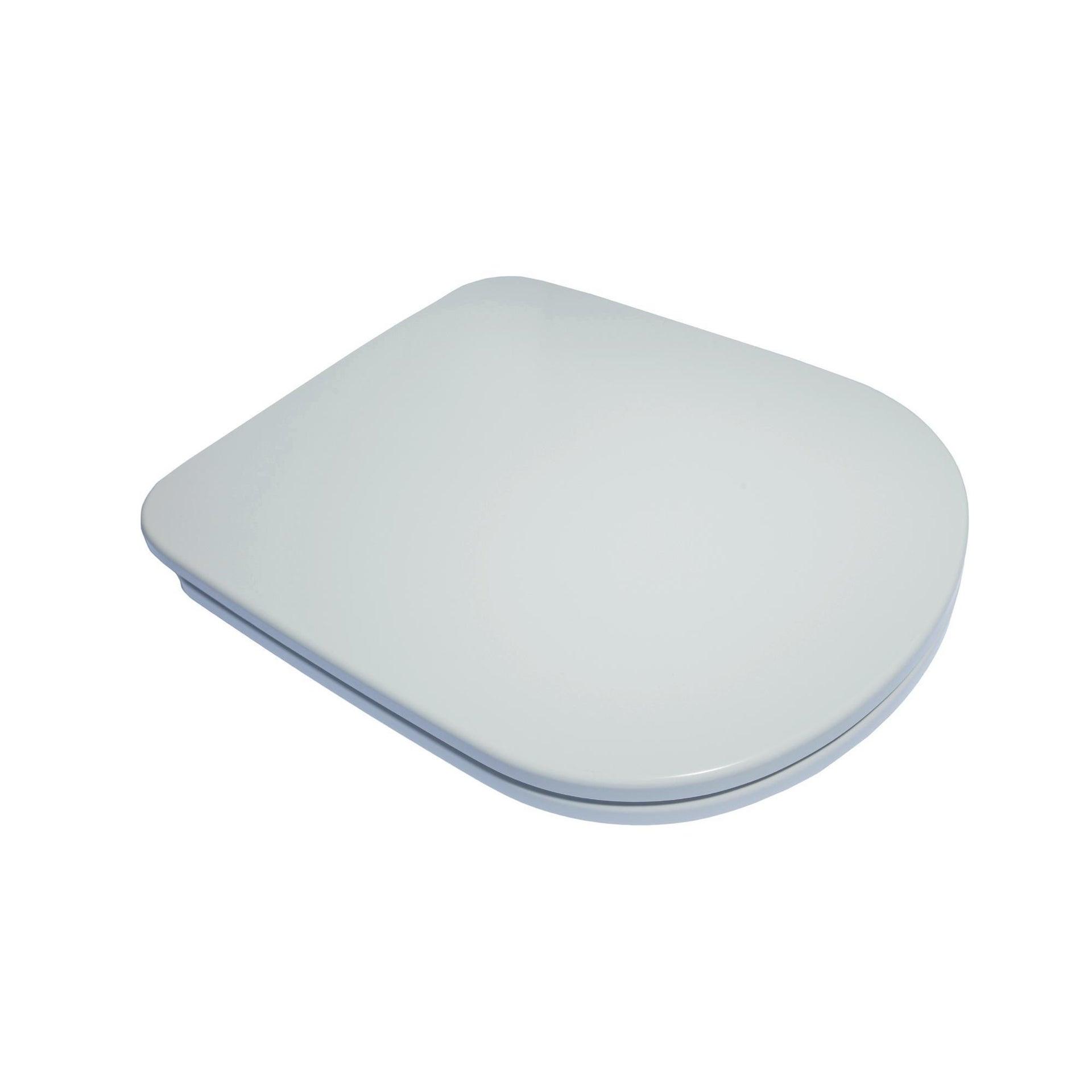 Copriwater ovale Originale per serie sanitari Gemma 2 IDEAL STANDARD termoindurente bianco - 6