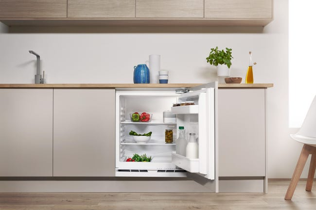 Frigorifero a incasso frigorifero 1 porta INDESIT IN TSZ 1612 1 destra - 1