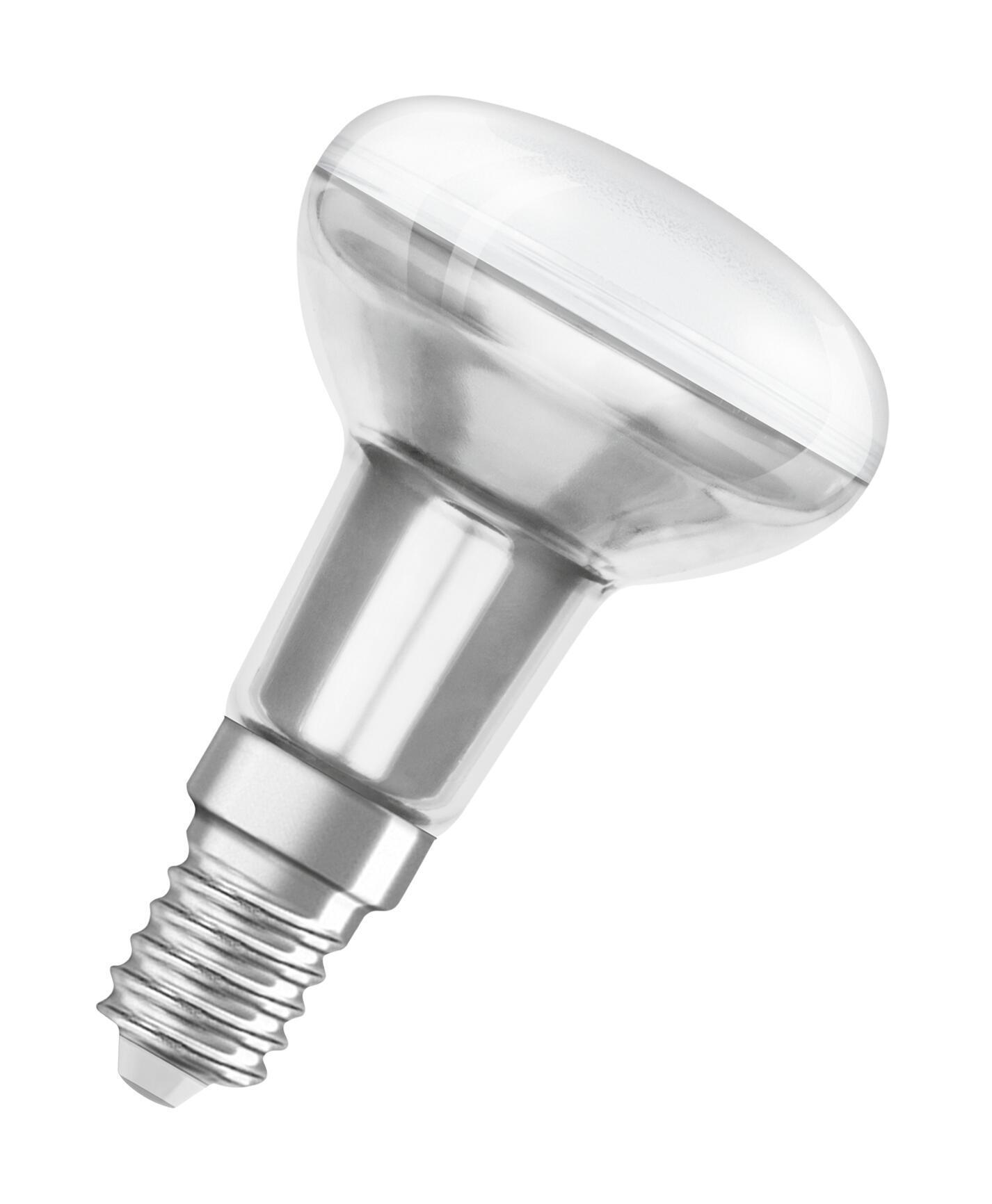 Lampadina LED, E14, Faretto, Trasparente, Luce calda, 3.3W=180LM (equiv 19 W), 36° , OSRAM - 4