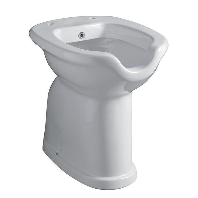 Vaso wc a pavimento per disabili - 1