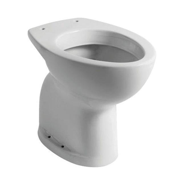Vaso wc a pavimento distanziato comoda - 1