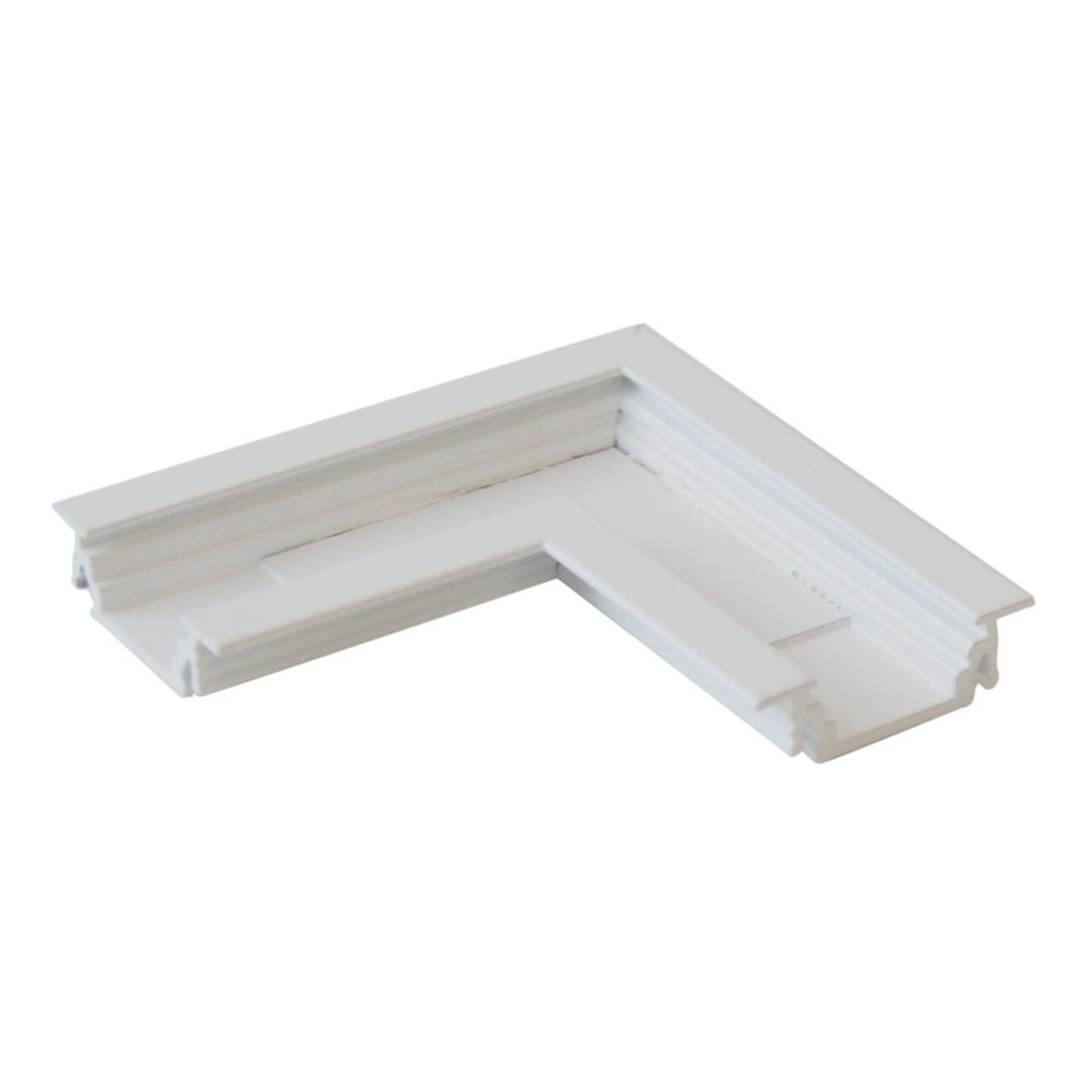 Connettore per profilo strisce led, bianco, 2 m - 1