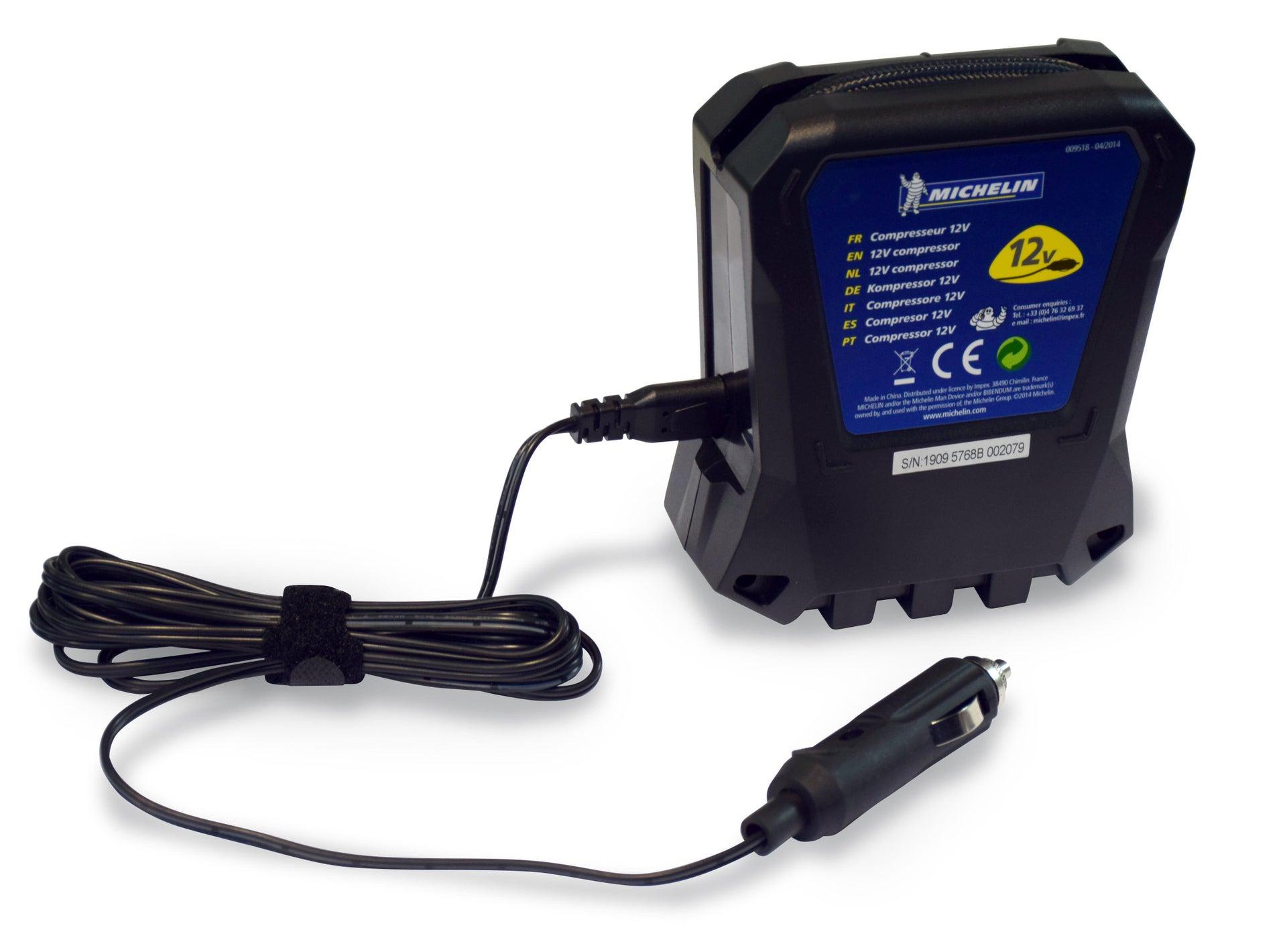 Compressore MICHELIN per auto 9518, 0.06 hp, 3.5 bar, 6 L - 8