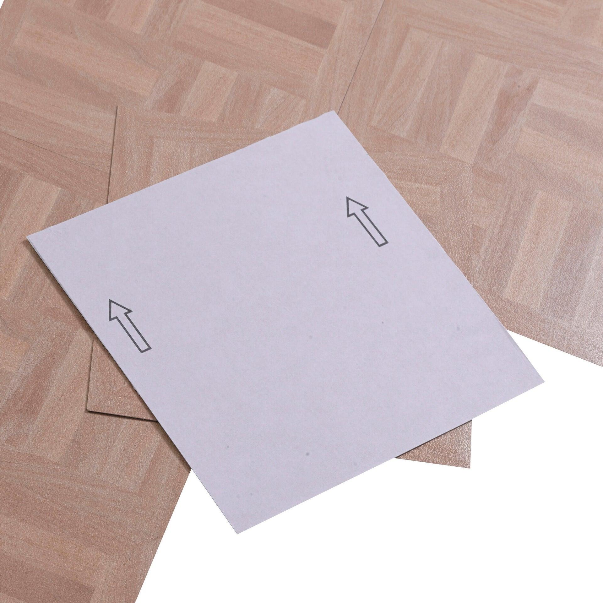 Pavimento PVC adesivo Dugan Sp 1.2 mm giallo / dorato - 7