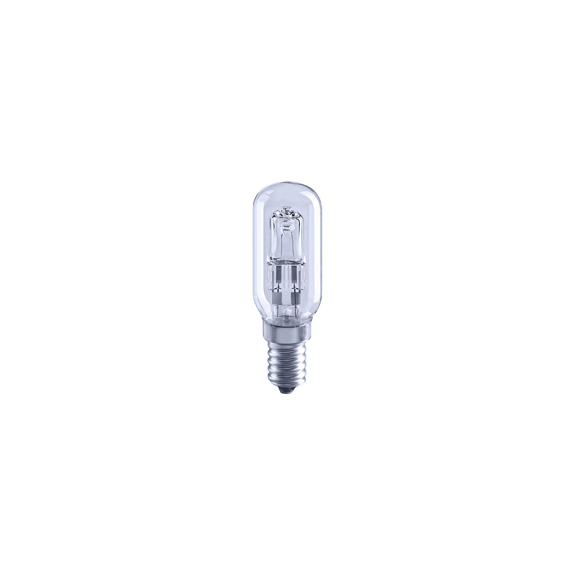 Lampadina Alogena, E14, Bulbo, Trasparente, Luce calda, 30W=410LM (equiv 40 W), 360° , LEXMAN - 3