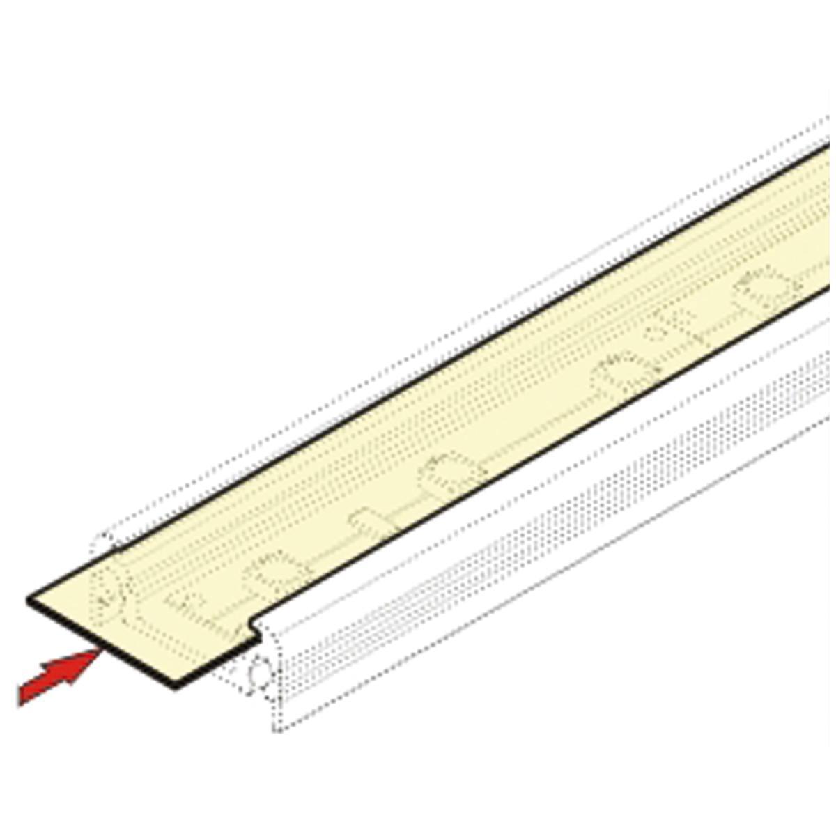 Cover trasparente, 2 m - 2