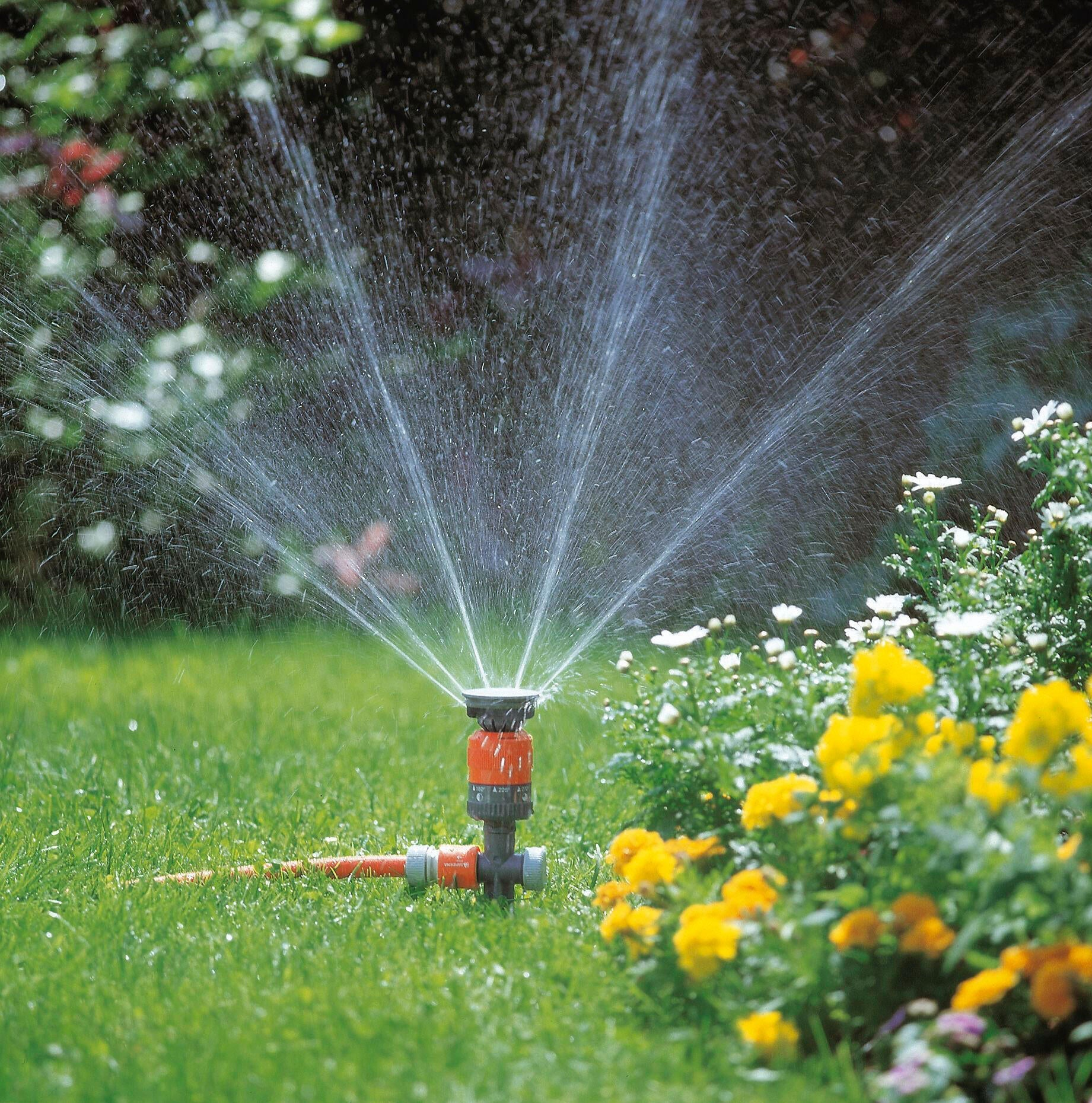 Irrigatore circolare GARDENA 530 m² - 2