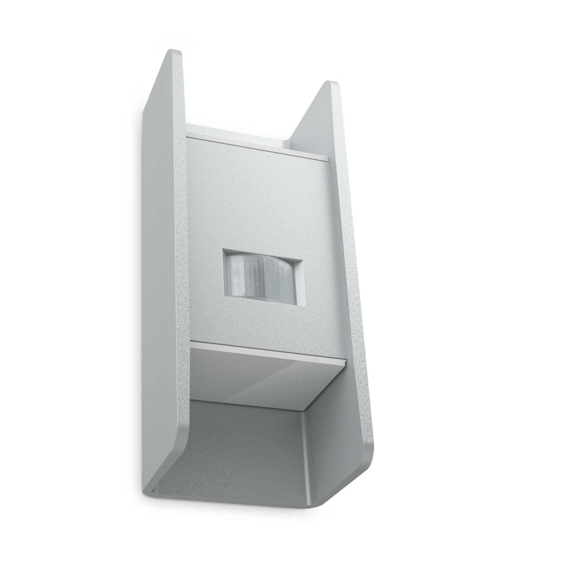 Applique L 920 LED integrato con sensore di movimento, grigio, 10W 516LM IP44 STEINEL - 4