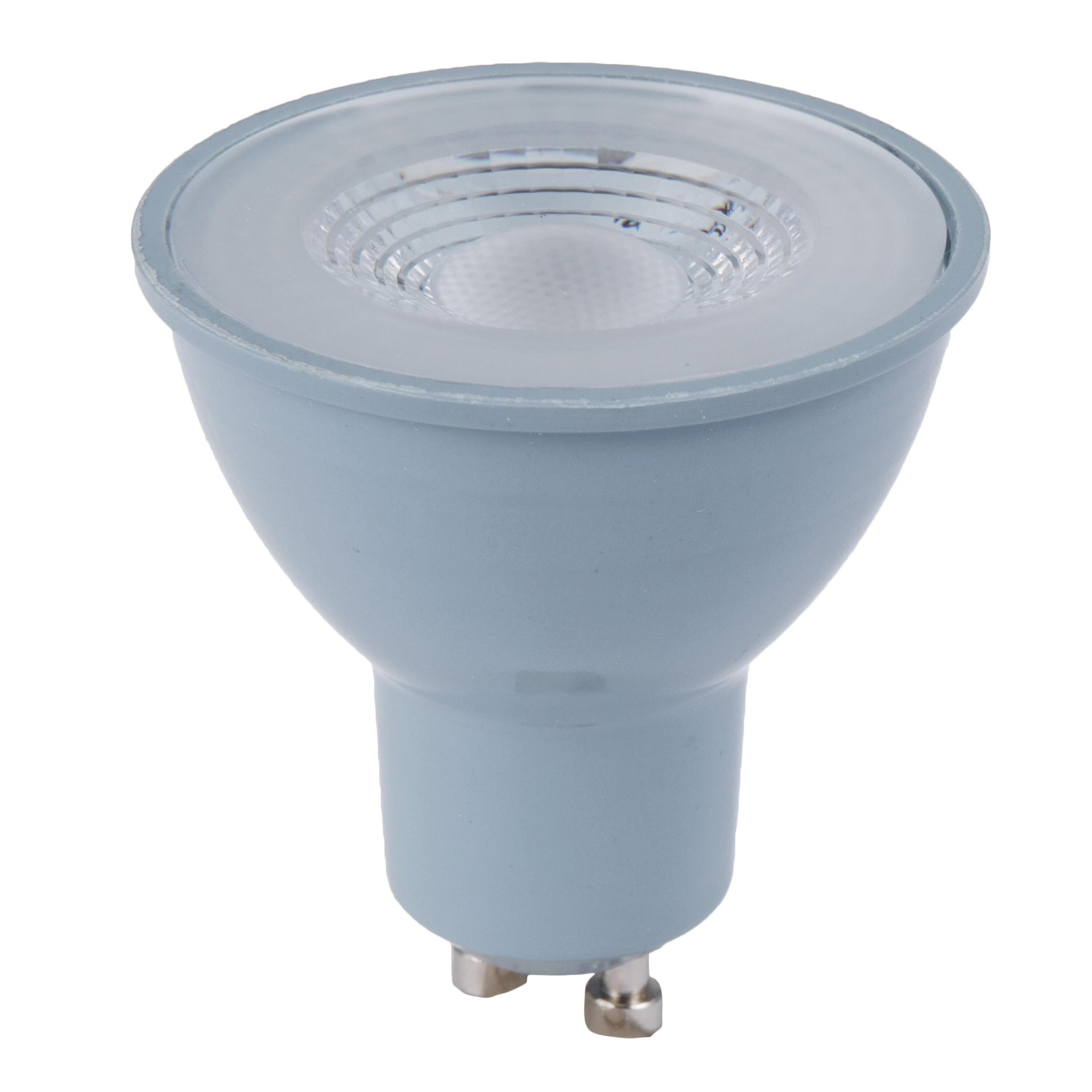 Lampadina LED, GU10, Faretto, Opaco, Luce calda, 4W=230LM (equiv 35 W), 36° , LEXMAN - 2