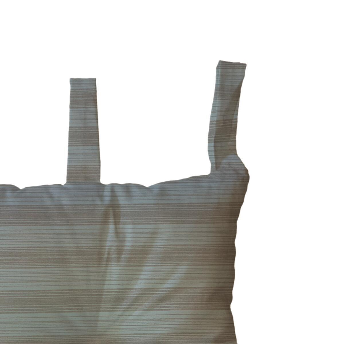 Cuscino testata letto RIGA ecru 45x70 cm - 2
