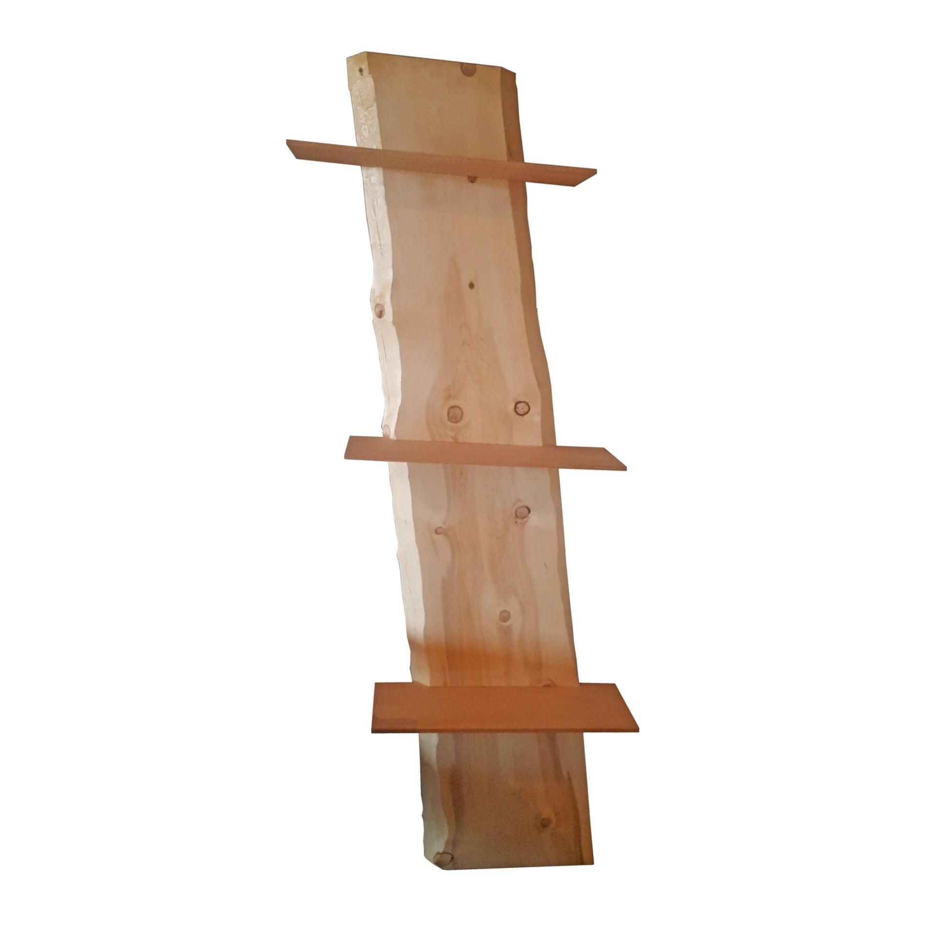 Struttura rettangolare in abete grezzo 380 x 300 x 2000 mm - 2