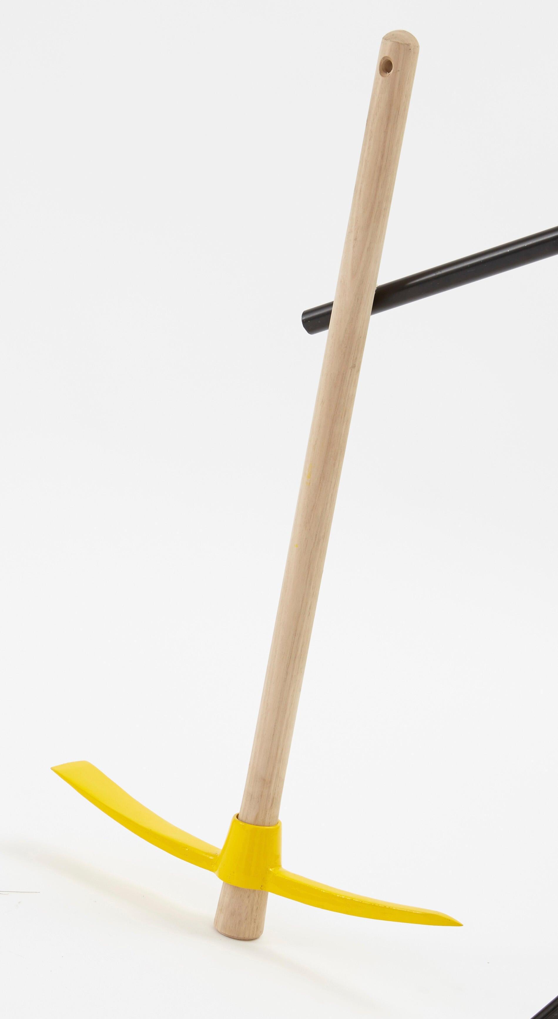 Piccone GEOLIA manico in legno 2.19 kg - 2