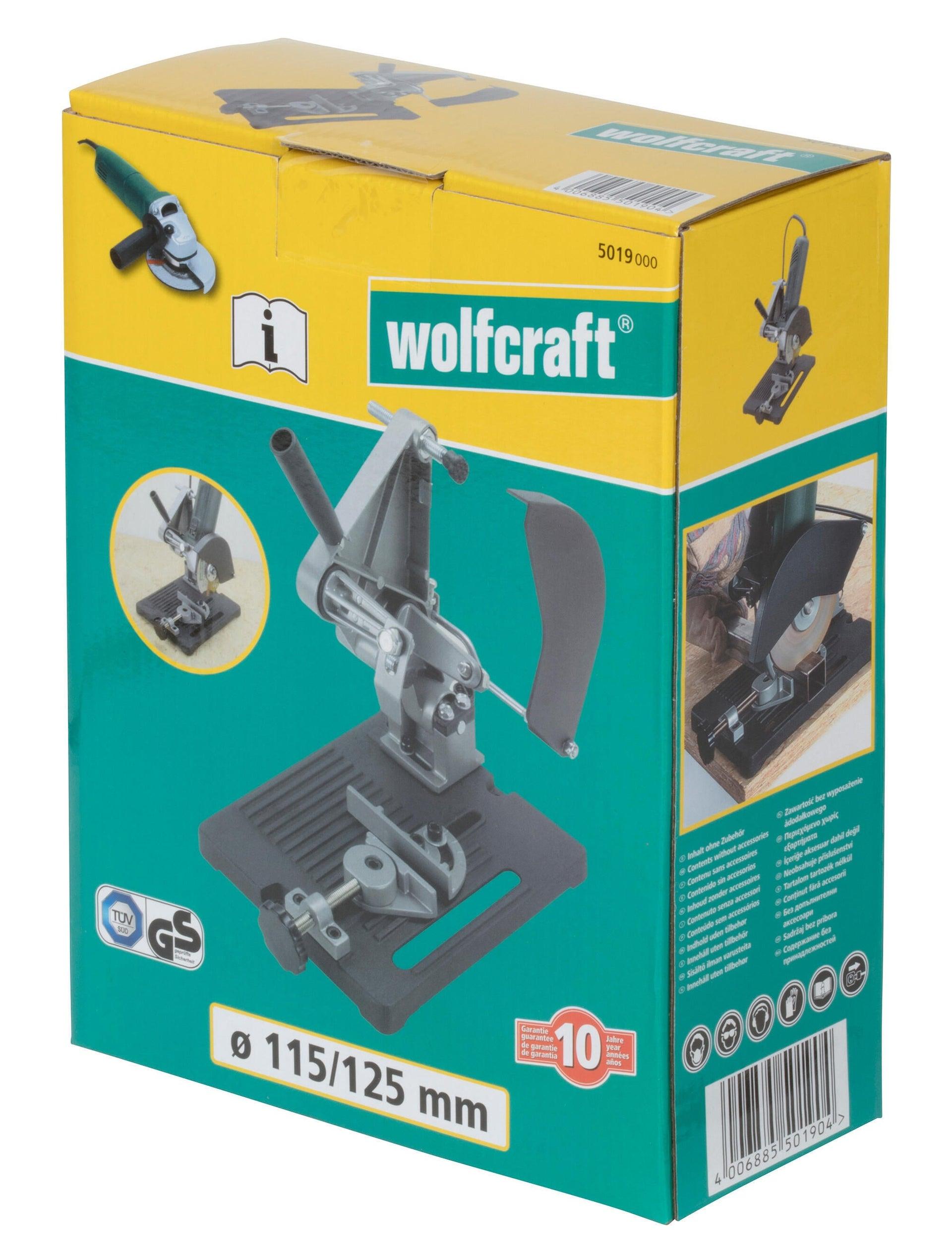 Supporto per elettroutensile WOLFCRAFT - 2