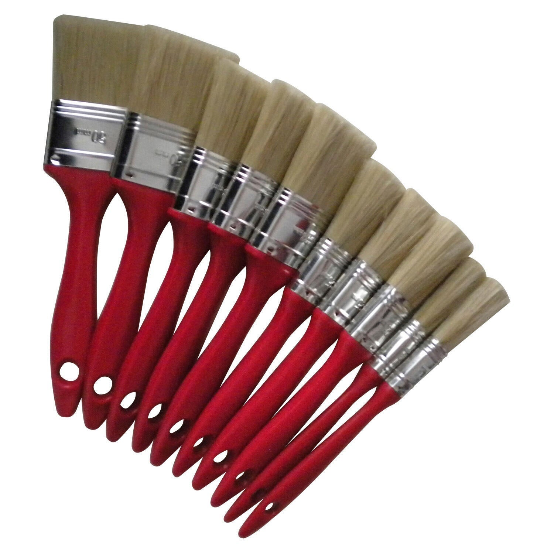 Set pennelli 10 pezzi 38 mm - 3
