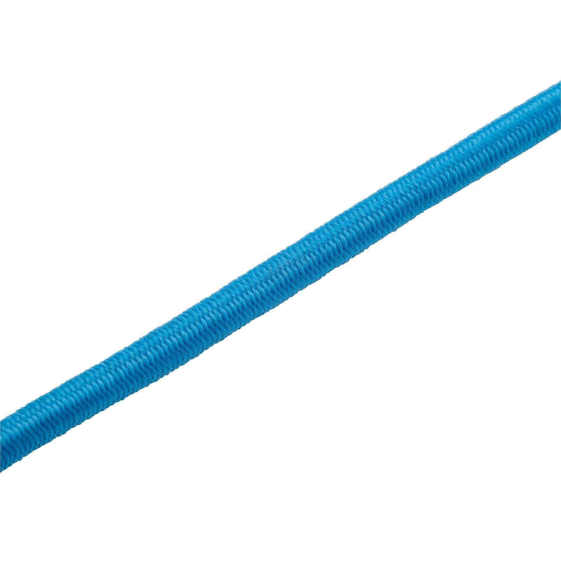 Cavo elastico blu L 1.2 m x Ø 9 mm 2 pezzi - 3