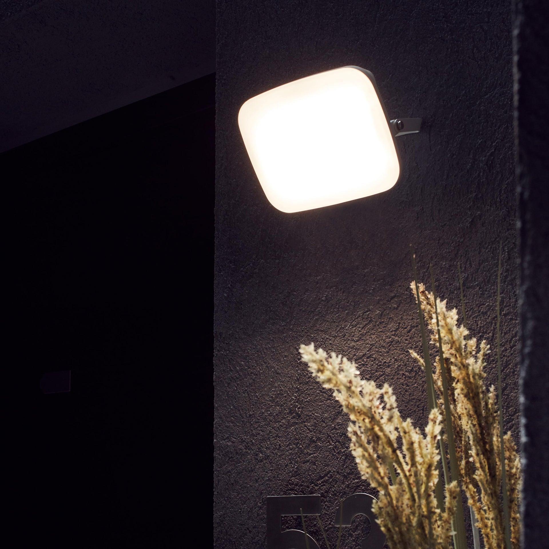 Proiettore LED integrato Kanti in alluminio, bianco, 30W 2000LM IP65 INSPIRE - 2