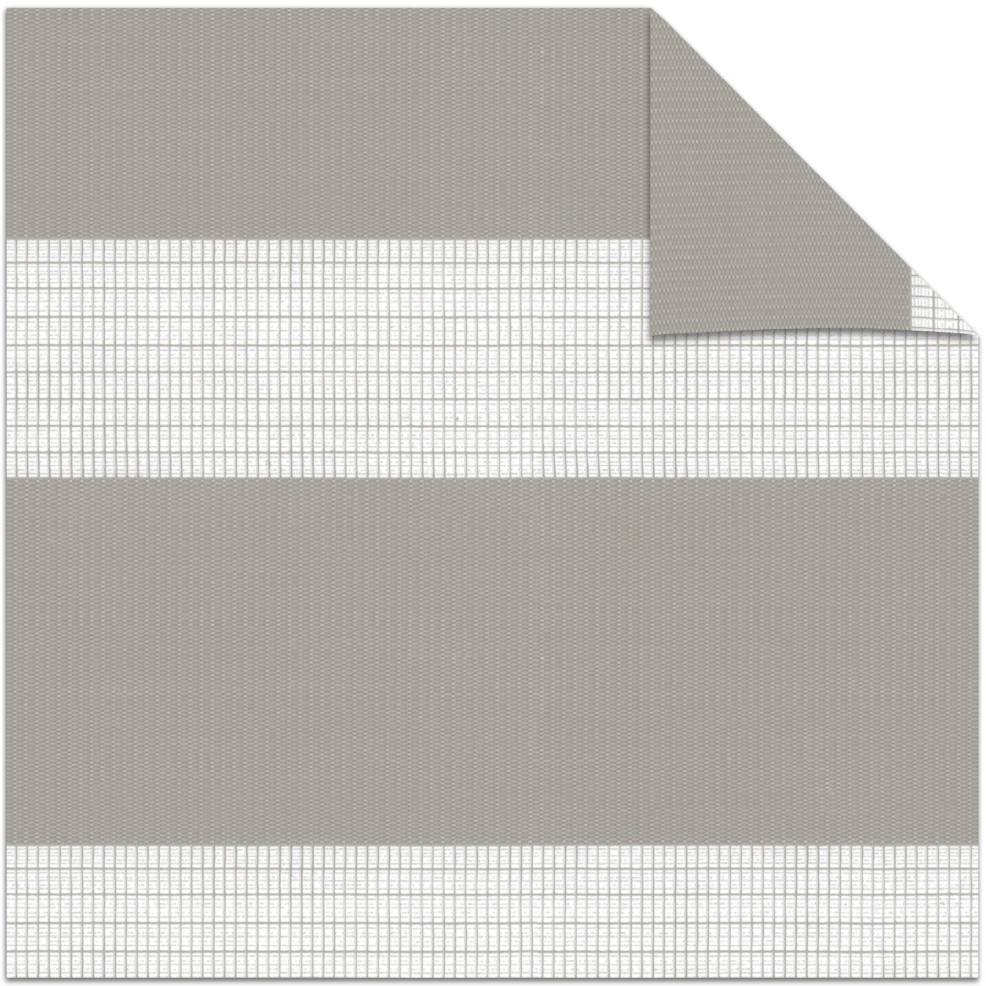 Tenda a rullo Orleans grigio 90 x 190 cm - 3